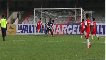 ওয়ালটন অনূর্ধ্ব-১৮ ফুটবলে জয় পেয়েছে বিকেএসপি ও ঢাকা