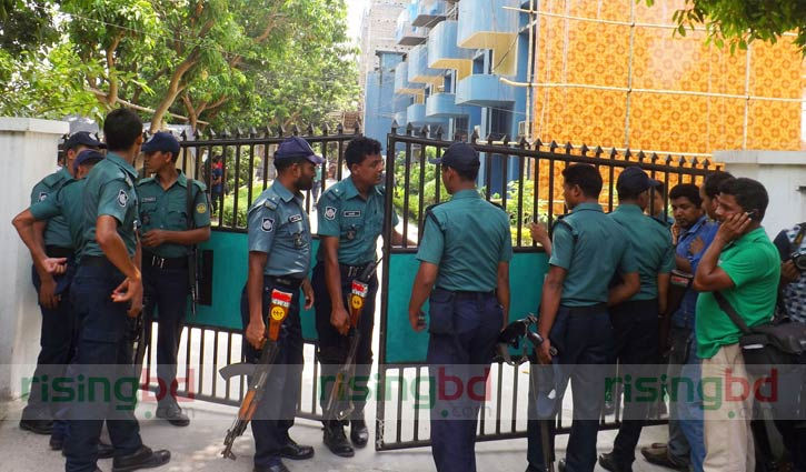 RMP AC's hanging body found at officers' mess