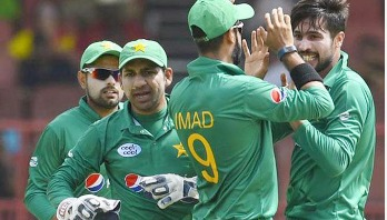 Pak squad names finalised for Champions Trophy