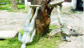 ভাস্কর্য কাণ্ড : মুখস্থ আপত্তির এনাটমি