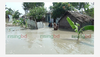Flood-hit people face food crisis in Kurigram
