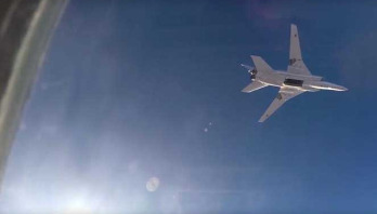 Russia says 200 ISIL fighters killed in Syria air raid