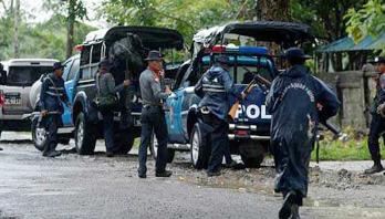 12 dead in Muslim insurgent attacks in Myanmar