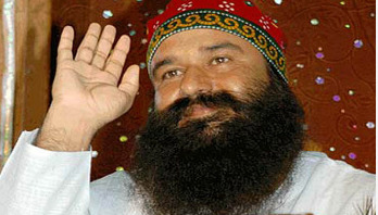 Ram Rahim to spend 20 years in jail for rape