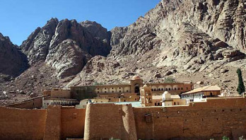 Lost languages found at an Egyptian monastery