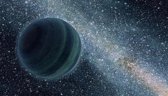 Planet 9 may have been exiled by the sun