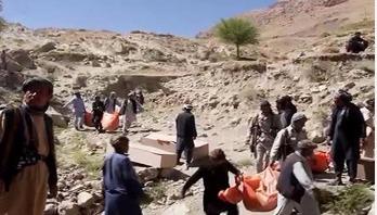 আফগানিস্তানে গণকবর থেকে ৩৬ শিয়ার লাশ উদ্ধার