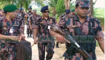 Influx of Rohingyas will be prevented: BGB DG