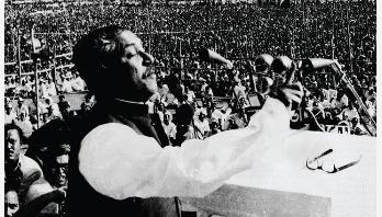 ৭ মার্চ: বঙ্গবন্ধুর কবিতা-প্রতিম ভাষণ