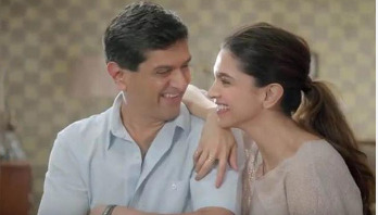 Letter to Deepika from dad is now in textbook