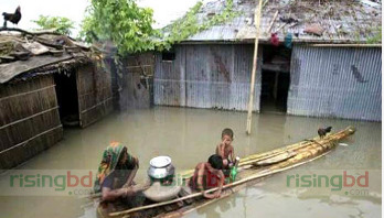 Thousands of people marooned in Netrokona