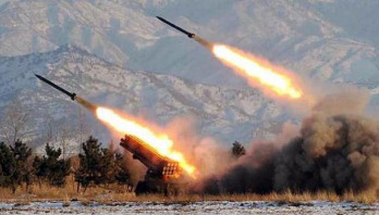 North Korea launches 3 missiles