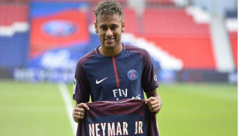 Neymar can make Paris St-Germain debut on Sunday