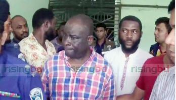 5 Nigerians held in Savar