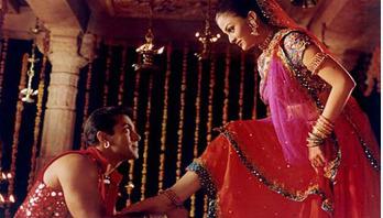 Salman, Aishwarya had almost agreed to do Padmavati