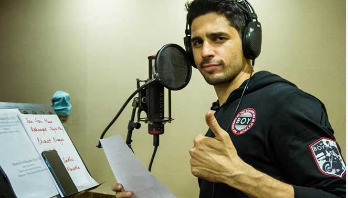 Sidharth Malhotra turns rapper for A Gentleman