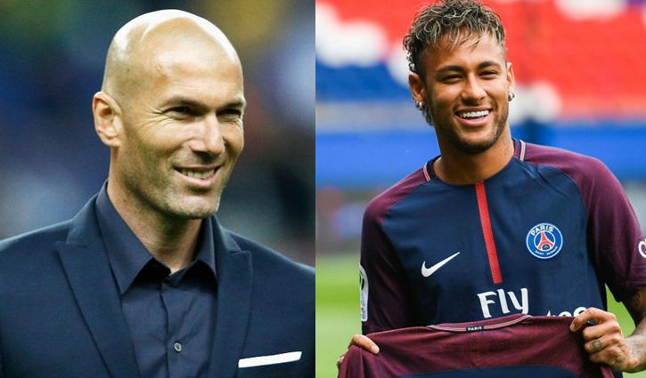Resultado de imagen para Zidane neymar