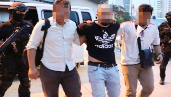 JMB suspect arrested in Malaysia