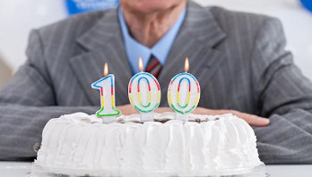 Want to live to 100?