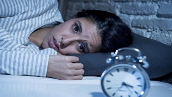 Lack of sleep is linked to depression