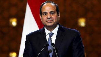 Sisi announces Egypt reelection bid