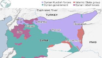 Turkish troops enter northern Syria