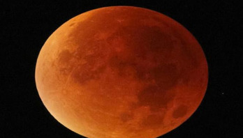 Super blood blue moon will be visible Wednesday