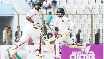 Chittagong Test ends with draw