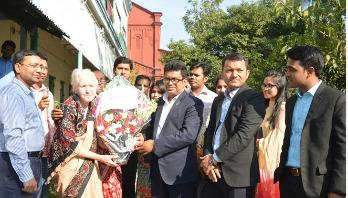 Lucy Holt to get Bangladesh citizenship