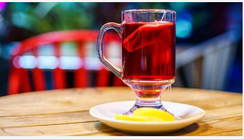 Sipping fruit teas damages teeth