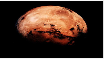 Humans will be on Mars within 20 years