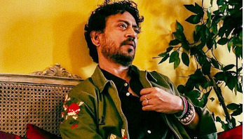 Wife pens over Irrfan's rare disease