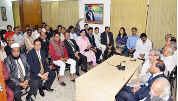 BNP leaders meet with lawyers