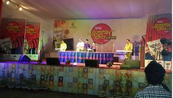 'কালু শাহ্ শিল্পীগোষ্ঠী'র পরিবেশনায় শেষ হলো গ্রন্থমেলার ২৩তম দিন
