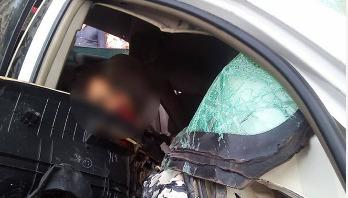 Truck-private car collision kills 2 in Habiganj