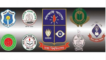 Entry test result of 7 DU affiliated colleges Tuesday