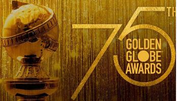 ৭৫তম গোল্ডেন গ্লোব মনোনয়ন পেলেন যারা