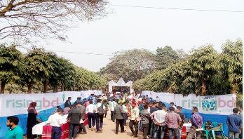 Science fair begins at Jagangirnagar University