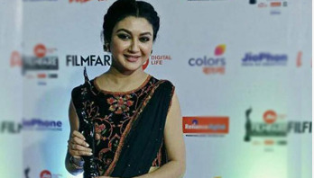 Joya Ahsan wins Filmfare Awards for best actress