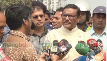 Police foil rally as BNP holds it illegally: Quader