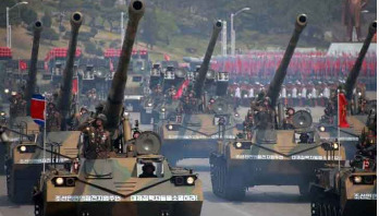 N Korea insists on Olympic military show