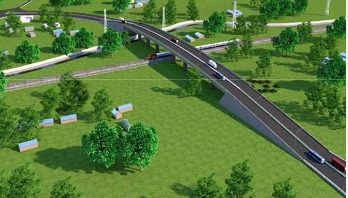 Rajshahi City to get flyover for first time