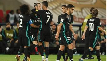 Real Madrid beats Al Jazira, reaches Club World Cup final