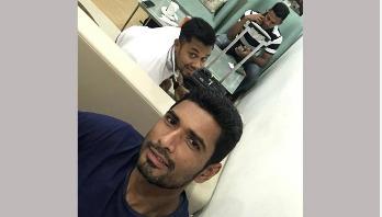 Sabbir joins PSL as Shakib's replacement