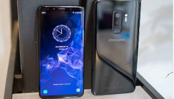 Samsung Galaxy S9 focuses on camera