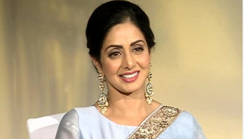 Bollywood actress Sridevi dies