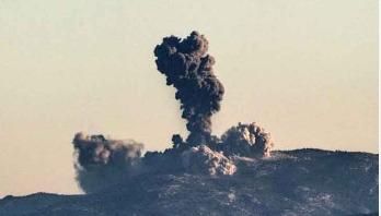 Turkey war planes launch strikes on Kurdish fighters