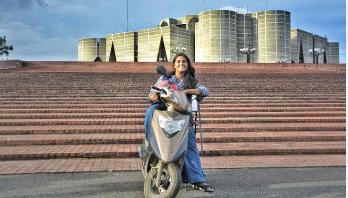 'নারীদের জন্য ভ্রমণ প্ল্যাটফর্ম গড়ে তুলেছি'