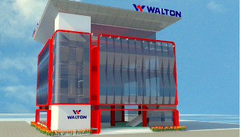 Walton setting up 3-storey pavilion in line with green technology