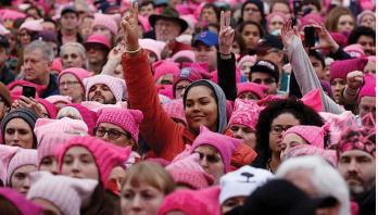 বছরের সেরা শব্দ 'নারীবাদ'